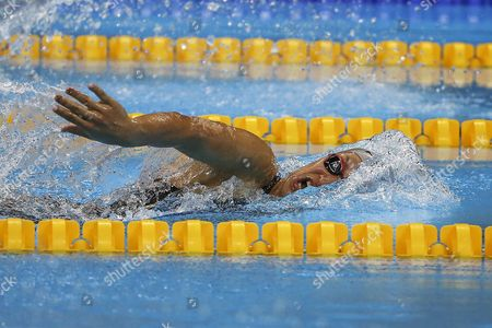 Us Swimmer Jessica Long Competes in the Female 100 M Freestyle Swimming Event at the Rio 2016 Paralympic Games at the Aquatic Park in Rio De Janeiro Brazil 09 September 2016 Brazil Rio De Janeiro
