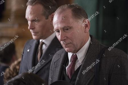 'The Halcyon' (Ep 7) : Steven MacKintosh as Richard and Danny Webb as Mortimer