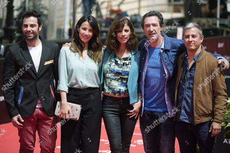 Editorial image of Spain Cinema - Apr 2016