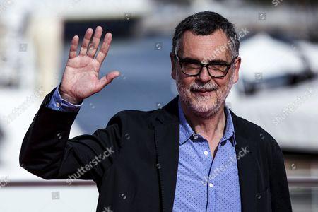 Spanish Director Eduard Cortes Poses During a Photocall For His Movie 'Cerca De Casa' at the 19th Malaga Film Festival in Malaga Spain 28 April 2016 the Film Festival Runs From 22 April to 01 May Spain Malaga