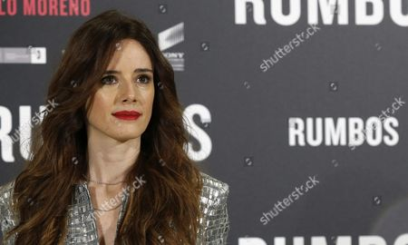 Spanish Actress Pilar Lopez De Ayala Poses During the Presentation in Madrid Spain 09 June 2016 of the Movie 'Rumbos' a Tragicomedy Based on a Dialogue where All the Characters Share a Night a Radio Show and a Dozen of Love Stories Spain Madrid