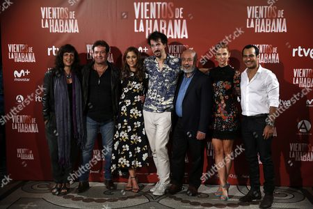 Editorial picture of Spain Cinema - Sep 2016