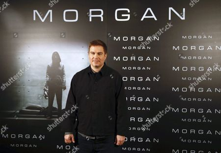 Us Director Luke Scott Son of Us Filmmaker Ridley Scott Poses During an Interview After the Presentation of His Movie 'Morgan' in Madrid Spain 14 September 2016 the Film Will Be Released in Spanish Theaters on 16 September Spain Madrid
