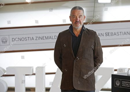 French Film Director Arnaud Des Pallieres Poses During the Photocall of the Film 'Orpheline' During the 64th Edition of the San Sebastian International Film Festival in San Sebastian Northern Spain 17 September 2016 the Festival Will Run From 16 to 24 September 2016 Spain San Sebastian