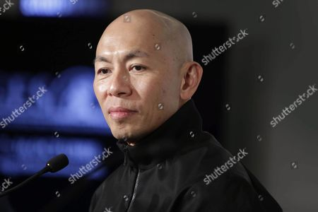 Film Director Dante Lam From Hong Kong Speaks During a Press Conference on the Occasion of the Presentation of His Latest Film 'Operation Mekong' at 49th Sitges' International Fantastic Film Festival in Sitges Barcelona Spain 10 October 2016 the Festival Runs From 07 to 16 October Spain Barcelona