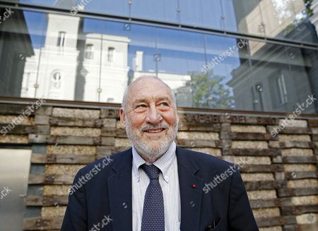 Us Economist and Nobel Prize in Economic Sciences Joseph Stiglitz Before the Presentation of the Book 'How a Common Currency Threatens the Future of Europe' Held at Rafael Del Pino's Foundation in Madrid Spain 05 October 2016 Spain Madrid