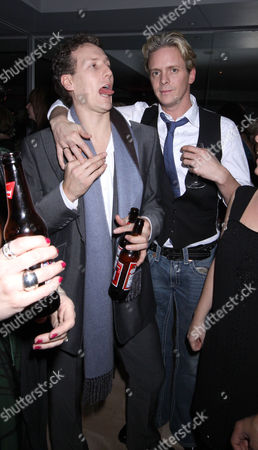 Brendan Cole and Matthew Cutler