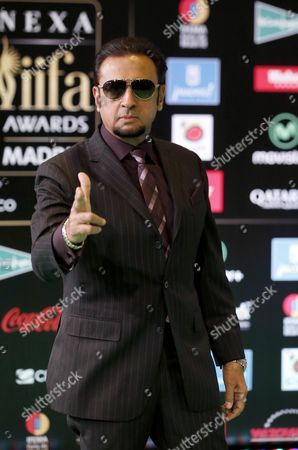 Indian Actor Gulshan Grover Poses For Photographers Upon His Arrival at the 17th International Indian Film Academy Awards (iifa) Ceremony in Madrid Spain 25 June 2016 the Iifa Awards Are Also Known As Bollywood's Oscars Spain Madrid