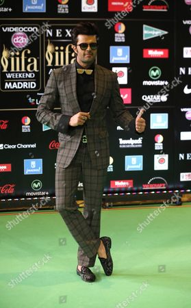 Editorial image of Spain India Film - Jun 2016