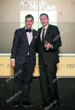 Editorial picture of Spain Perfume Academy Award - Apr 2016
