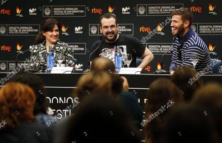 Editorial picture of Spain San Sebastian Film Festival - Sep 2016