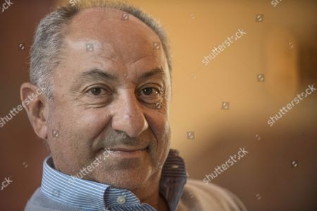 Argentine Former Soccer Player and Current Tottengam Hotspur Ambassador Osvaldo Ardiles Speaks During an Interview Granted to Spanish International Press Agency in Bilbao Northern Spain 10 April 2016 Ardiles Said That Spanish Pep Guardiola is 'The Best Head Coach in the World' But Considered That It Won't Be Easy For Him to Confront the Next Season in the Manchester United and to Win Titles Spain Bilbao