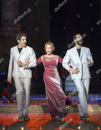 Editorial photo of Spain Theatre - Jul 2016