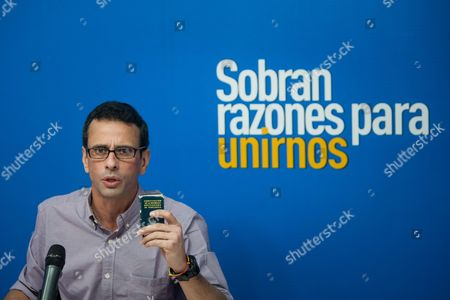 Editorial picture of Venezuela Politics - May 2016
