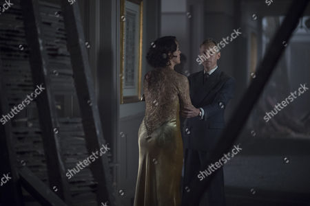 'The Halcyon' (Ep 8): Olivia Williams as Lady Hamilton and Steven MacKintosh as Richard