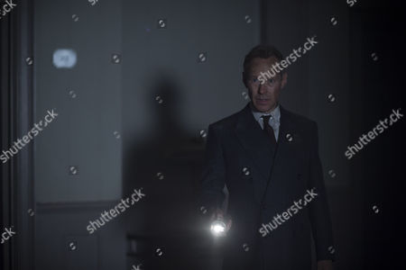 'The Halcyon' (Ep 8): Steven MacKintosh as Richard