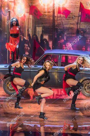 'Dance, Dance, Dance' (Ep6): Lucy-Jo Hudson