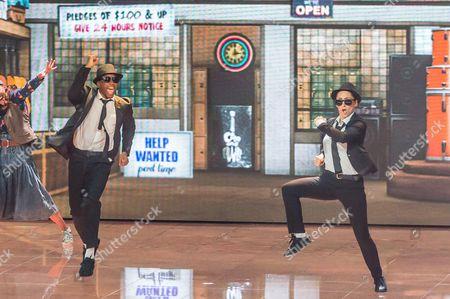 'Dance, Dance, Dance' (Ep6): Rohan Pinnock-Hamilton and Lucy-Jo Hudson