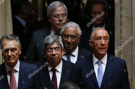 Editorial picture of Portugal Government President - Mar 2016
