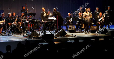 Matthew Herbert Big Band Performs at Casa Da Musica in Porto Portugal 10 November 2008 Portugal Porto