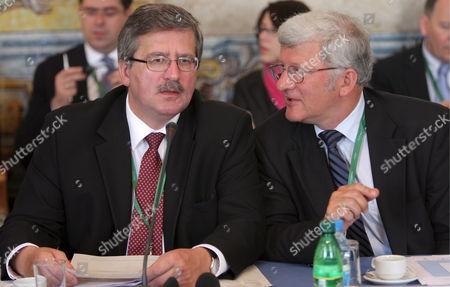 Editorial picture of Portugal Parliament Speakers - Jun 2008