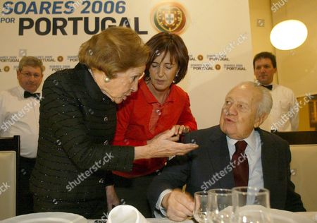 Editorial image of Portugal Presidential Elections - Jan 2006