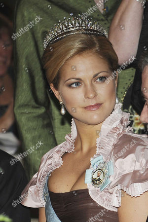 Princess Madelaine of Sweden