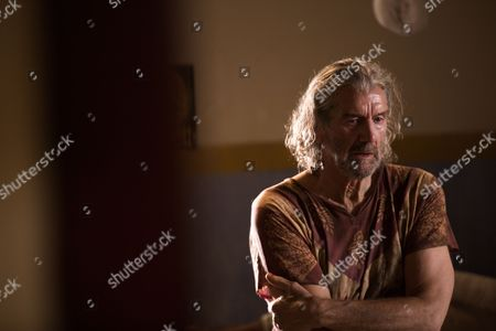 'The Good Karma Hospital' (Ep3): Clive Russell as Desmond