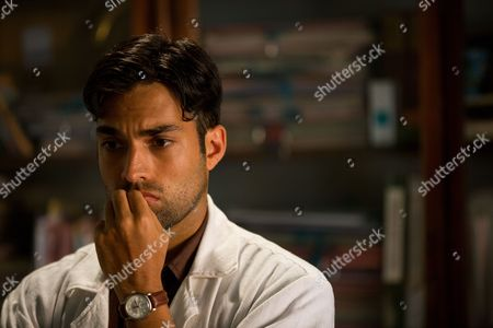 'The Good Karma Hospital' (Ep3): James Floyd as Dr Gabriel Varma