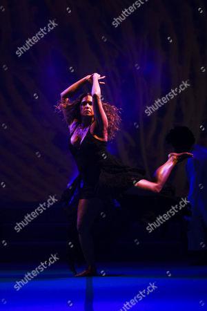 Brazilian Singer Daniela Mercury Performs During a Concert at Coliseu Dos Recreios in Lisbon Portugal 05 April 2013 Portugal Lisbon