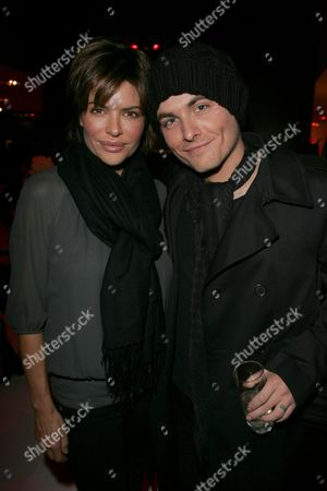 Lisa Rinna and Deborah Anderson