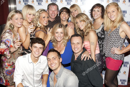 Editorial picture of 'Mamma Mia' musical, Media Night, London, UK - 21 September 2010