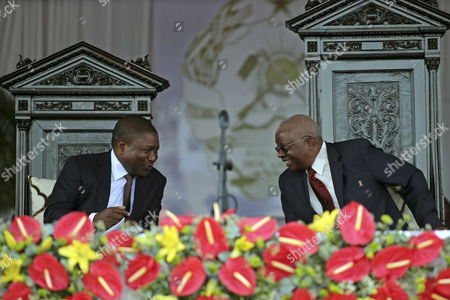 Editorial image of Mozambique New President - Jan 2015