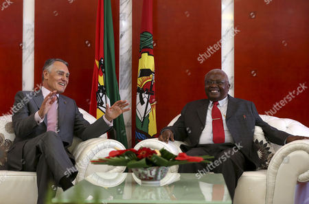 Editorial picture of Mozambique Portugal Diplomacy - Jan 2015