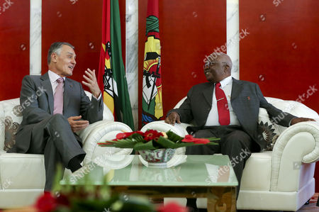Editorial photo of Mozambique Portugal Diplomacy - Jan 2015