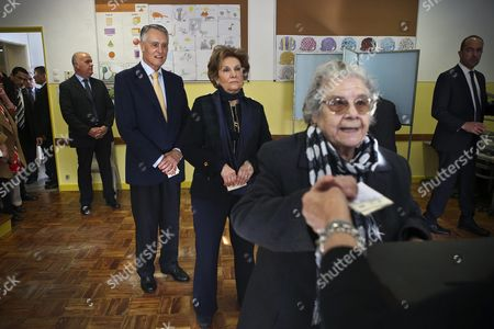 Editorial picture of Portugal Elections - Jan 2016