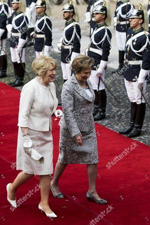 Editorial image of Portugal Ireland State Visit - Dec 2015