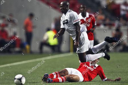 Editorial image of Portugal Soccer Against Hunger - Jul 2012