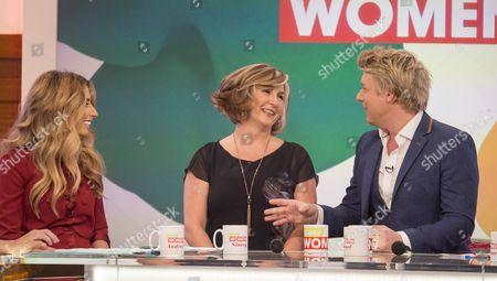 Editorial photo of 'Loose Women' TV show, London, UK - 07 Feb 2017