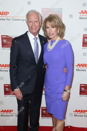 Chesley Sullenberger and Lorrie Sullenberger