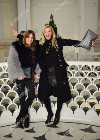 Emily Oppenheimer and Jenny Halpern