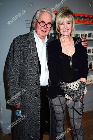 Editorial image of 'David Hockney' exhibition opening reception, Tate Britain, London, UK - 07 Feb 2017