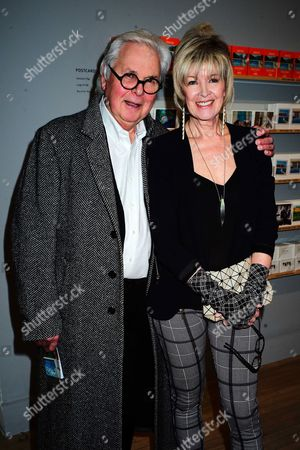 Stock Picture of Julia Somerville and Jeremy Dixon