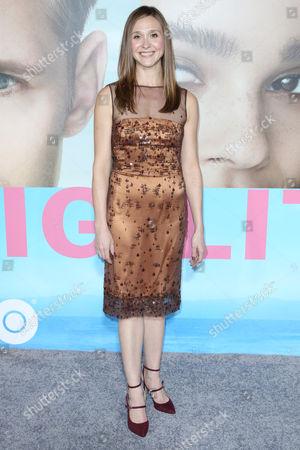Editorial photo of 'Big Little Lies' TV series premiere, Arrivals, Los Angeles, USA - 07 Feb 2017