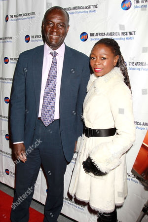 Kofi Appenteng and Zainab Jah