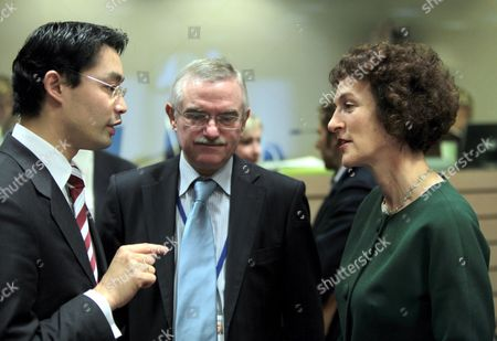 Editorial picture of Belgium Eu Health Affairs Council - Dec 2009
