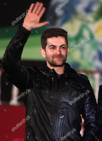 Bollywood Actor Neil Nitin Mukesh Waves During the Grand Finale of the Mr Singh International 2009 Title in the Northern Indian City of Amritsar Late 28 November 2009 Contestants For the Grand Finale of Mr Singh International 2009 Were Chosen From Different Parts of India and the World the Selections Were Based Strictly On Sikh Principles and Tenets One of the Most Important Rules Demanded That the Contestants Should Be 'Saabat Soorat Sikhs' (those Who Do not Trim Their Hair) He Should Maintain Unshorn Hair and Beard and Should not Be a Consumer of Any Kind of Narcotics Or Drugs Damandeep Singh From New Delhi Was Declared As Mr Singh International 2009 Whereas Mandeep Singh From United Kingdom and Talwinder Singh From Italy Secured the First Runner-up and Second Runner-up Places Respectively