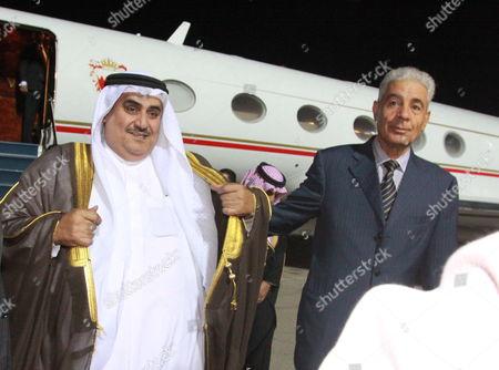 Editorial image of Libya Bahrain Diplomacy - Nov 2009