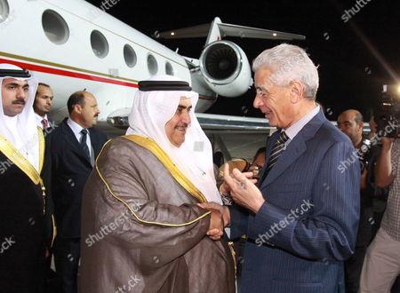 Editorial picture of Libya Bahrain Diplomacy - Nov 2009