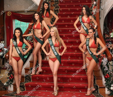 Editorial picture of Philippines Miss Earth 2009 Pageant - Nov 2009